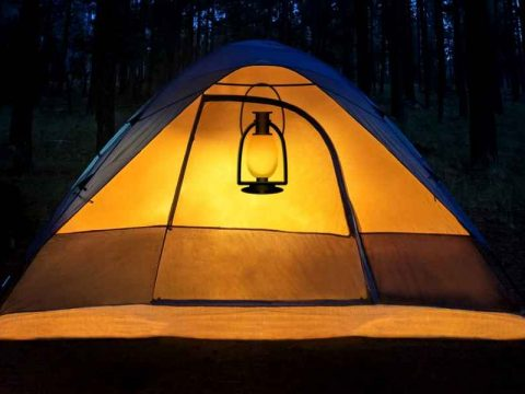 Vont Bright 2 Pack Portable Outdoor LED Camping Lantern Review